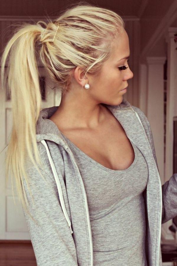 Einfache Frisuren Für Den Alltag Einfache Frisuren Für Lange Haare