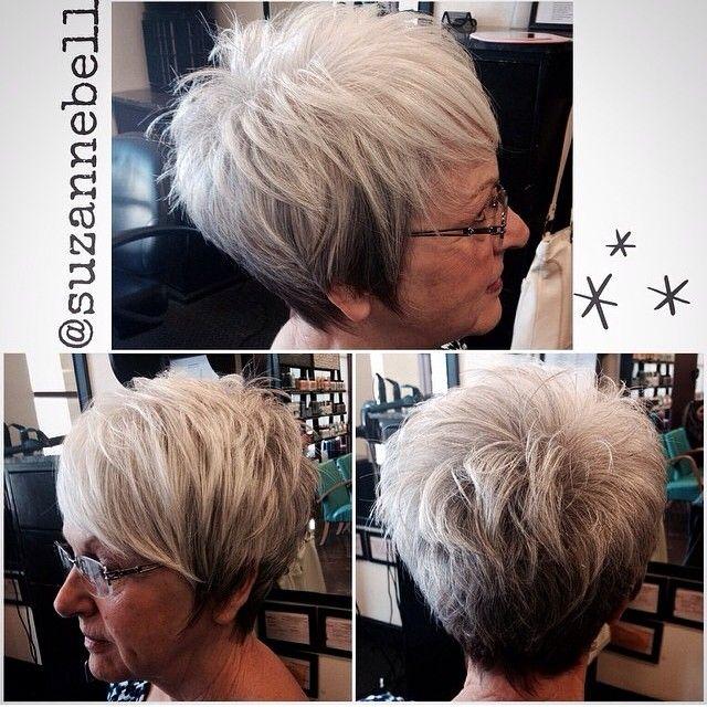 Bilder Kurzhaarfrisuren Für Reife Frauen Kunden Frisuren