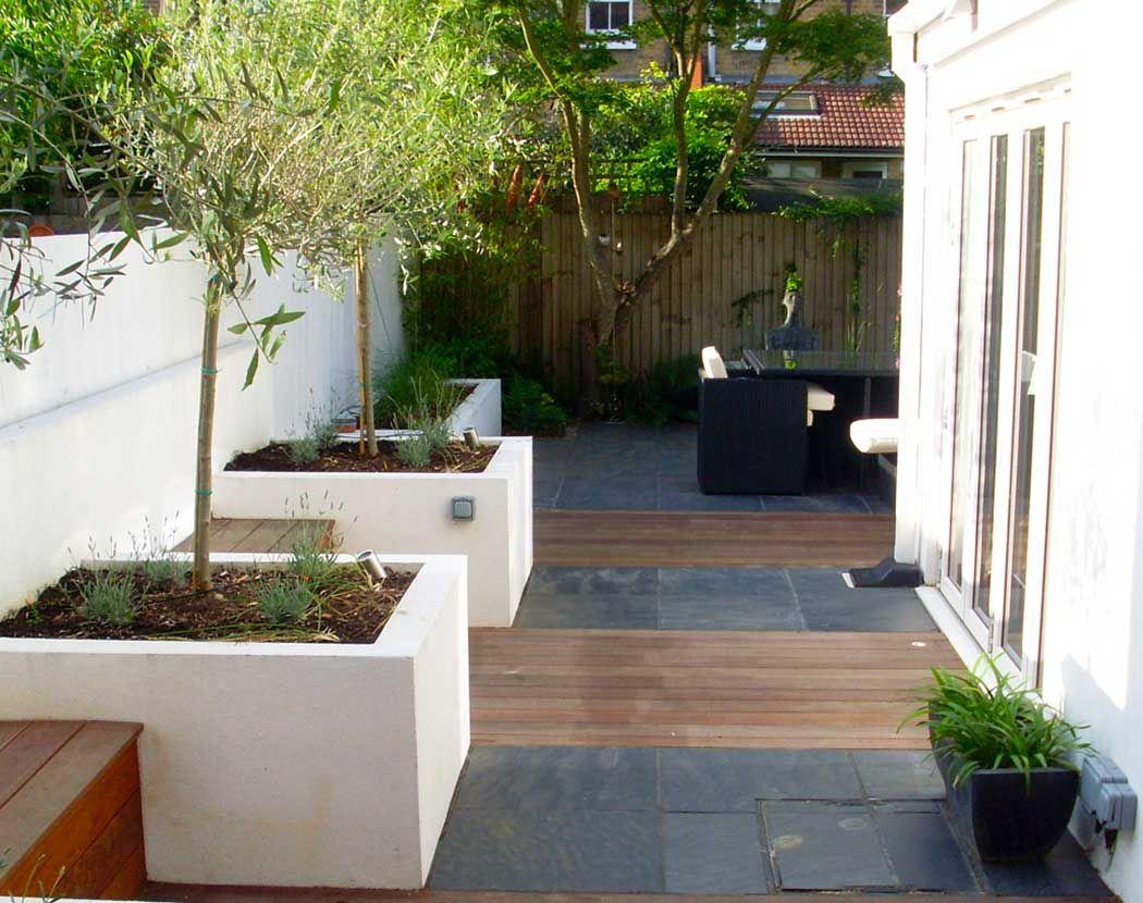 Side Returns Side Garden Ideas Pinterest Gardens Return