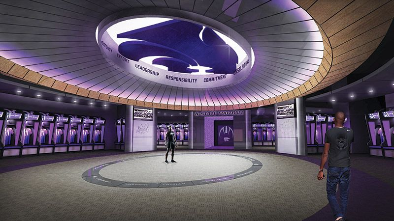 Kansas State Interior Design