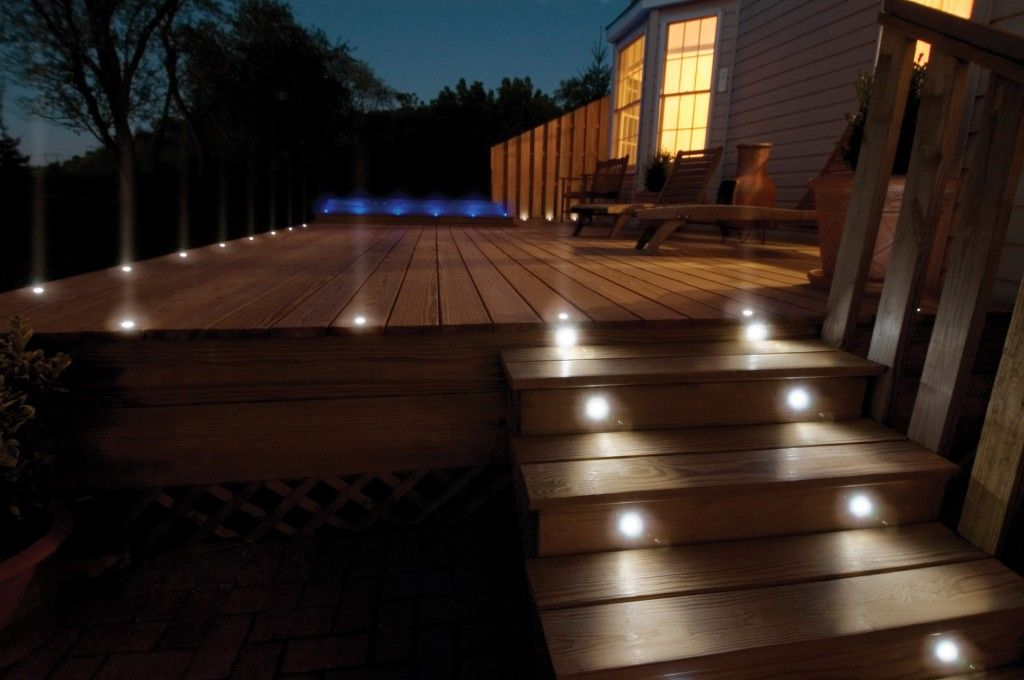Excellent Sophisticated Best Outdoor Lighting Ideas For Backyard