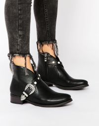 Rotating Bow Tie Watch at ASOS | Ankle boots, Westerns and ...