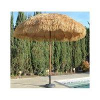 Tiki Thatched Beach / Patio / Pool Umbrella - Outdoor ...