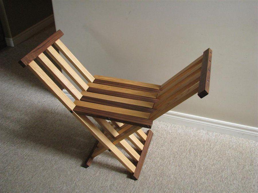 Modern Dante Chair, Renaissance inspired.