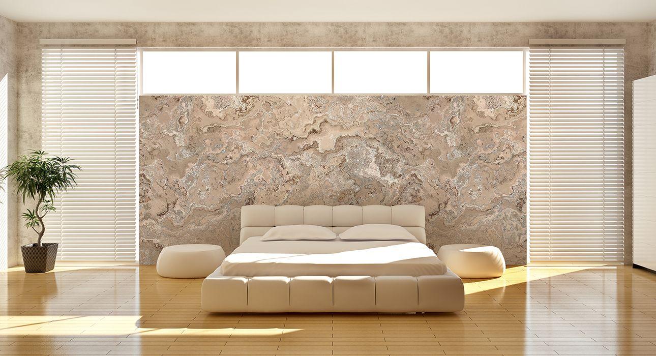 stein tapete wohnzimmer Dekoration Decorations Home deen