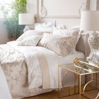 BEDDING WITH A FRENCH COUNTRYSIDE PRINT - Bedding ...