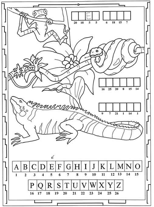 Welcome to Dover Publications And they can color it too