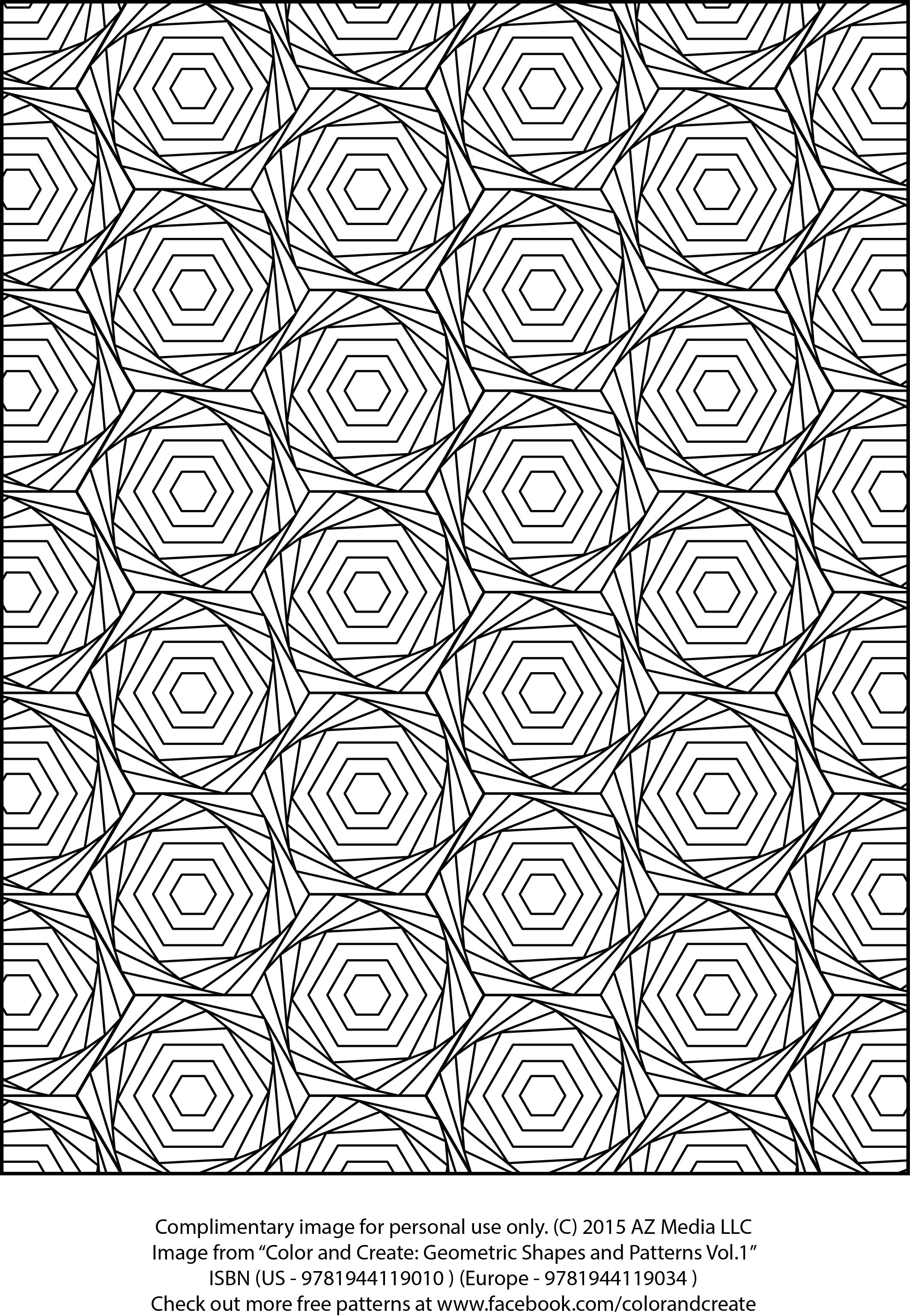 Complimentary Coloring Sheet From Color And Create
