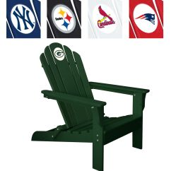 Folding Chair Jokes Material To Cover Dining Seats Adirondack For Nfl And Mlb Teams Sport