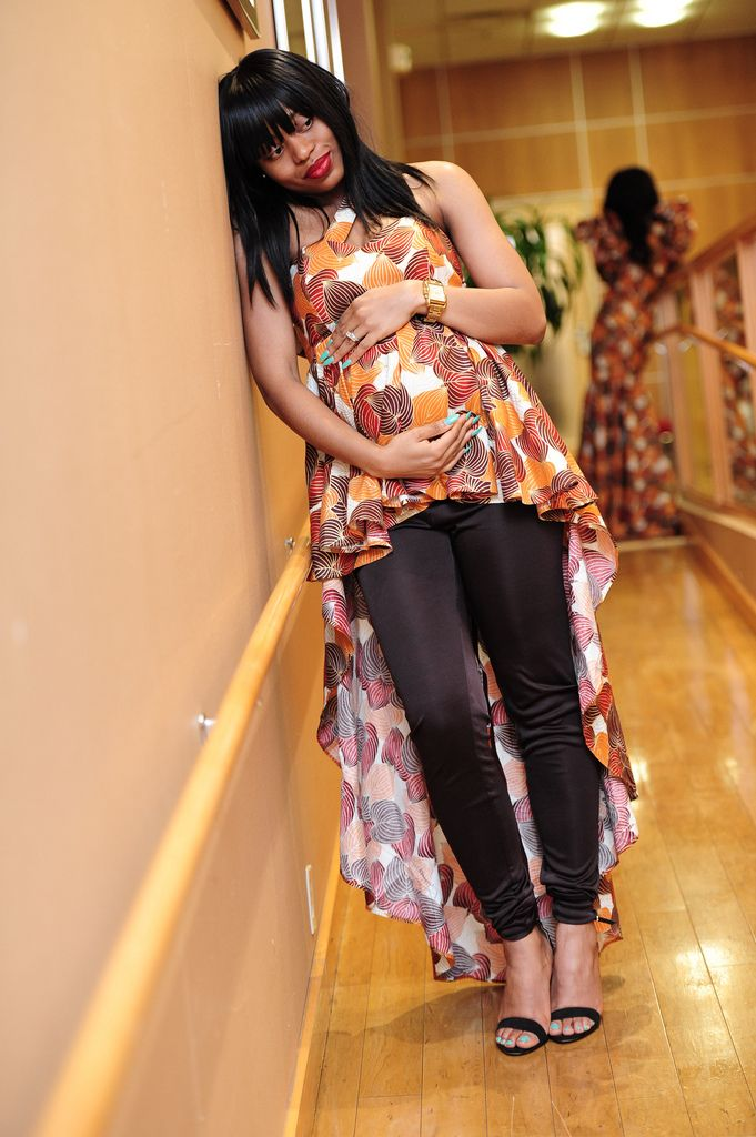 Wedding Attire Pregnant