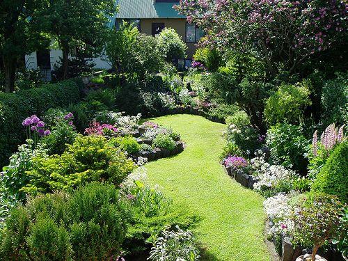 Small Gardens Pinteres