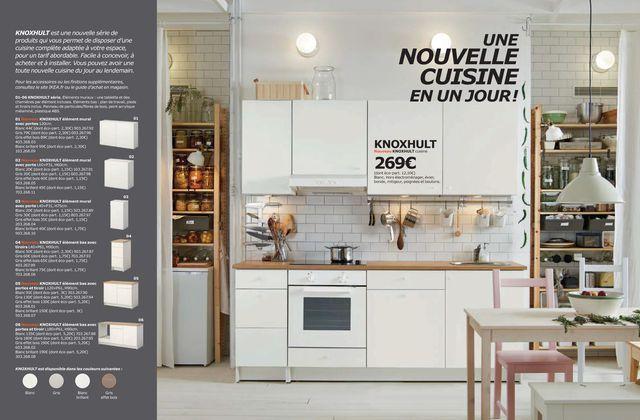 Cuisine Ikea Coup Doeil Sur Le Nouveau Catalogue