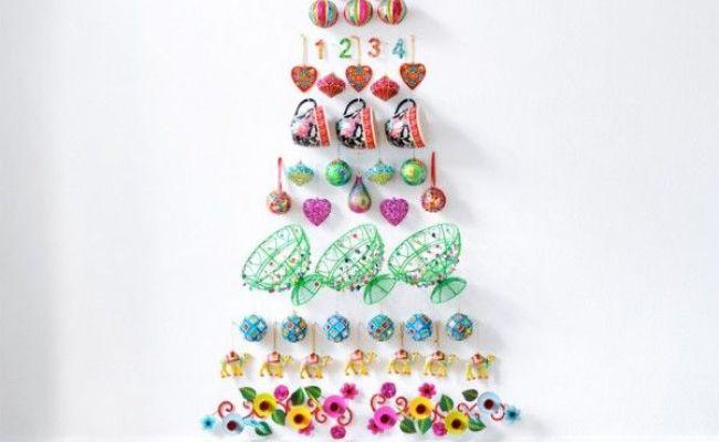 2013 Christmas Wall Art Crafty Wall Art Christmas Tree