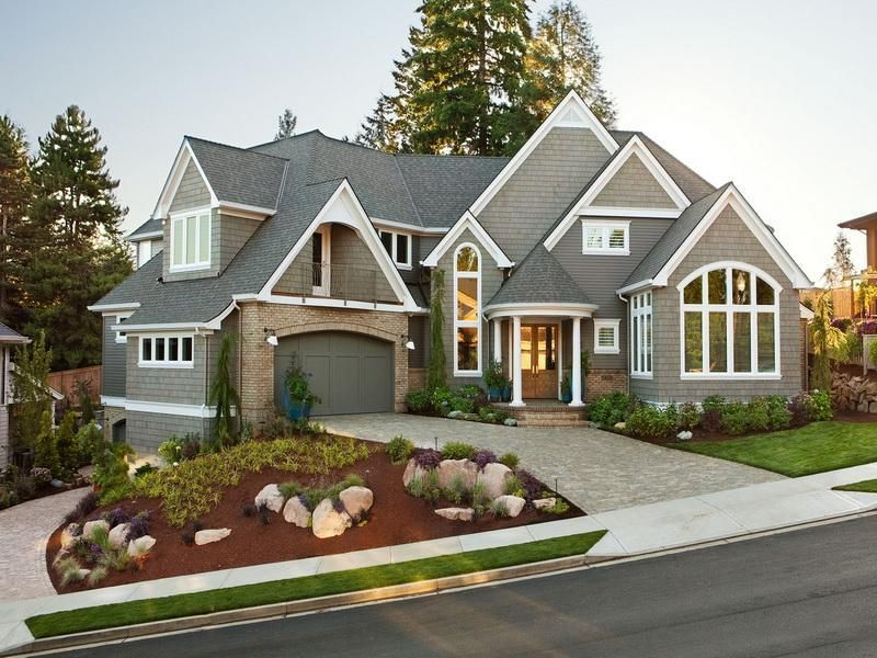 Best 25+ Ranch Homes Exterior Ideas On Pinterest