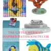 wallpaper hd little mermaid bathroom ideas for set mobile phones inspired der running on disney