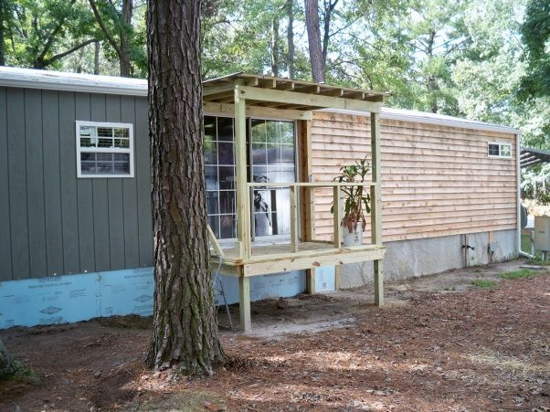 Mobile Home Exterior Remodel Google Search Home Remodel