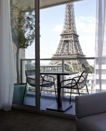 Room With View - Hotel Pullman Paris Tour Eiffel