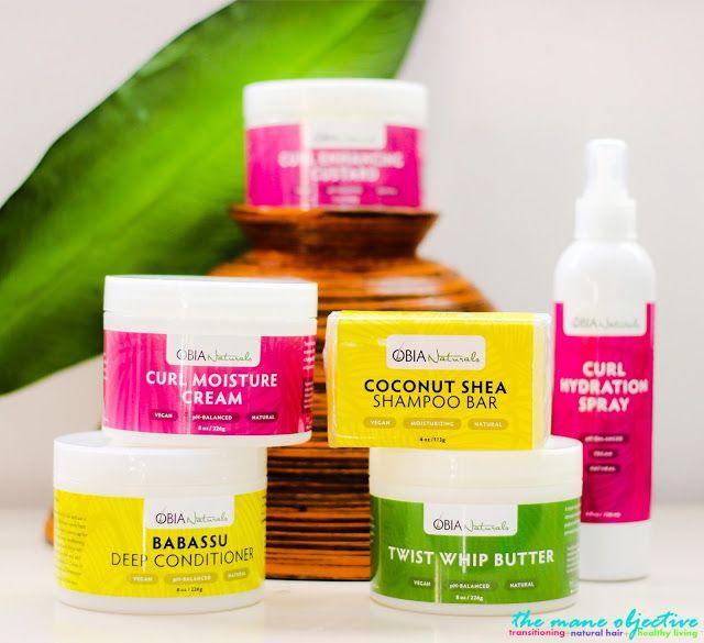 Obia Naturals Review Part I Coconut Shea Shampoo Bar Babassu Deep Conditioner Curl