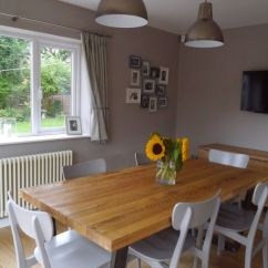 Kitchen Banquette Furniture Knives My New Kitchen/dining Room. John Lewis Hampton Silver ...