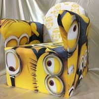 CHILDRENS DISNEY TV CHARACTERS CHAIR SOFA KIDS SEATS ...