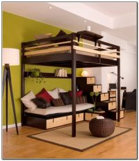 Double Loft Bed Canada | loft bed ideas | Pinterest ...
