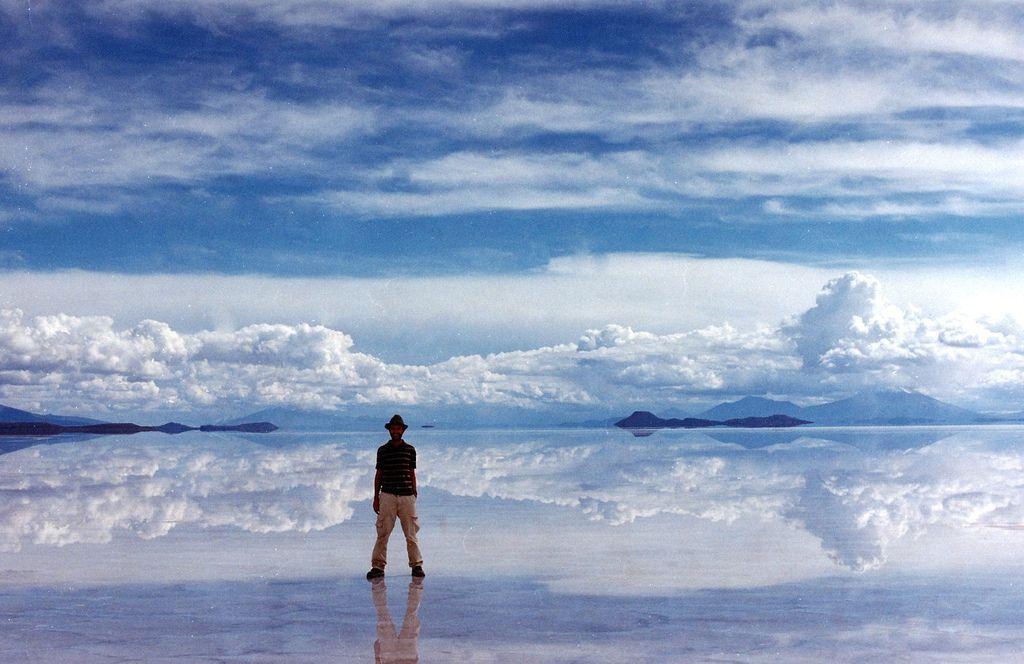 Image result for Salar de Uyuni, Bolivia