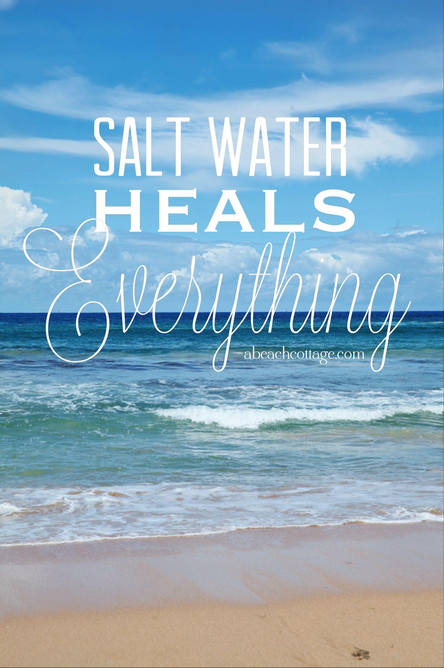 Beach Quotes On Pinterest  Ocean Quotes, Summer Beach