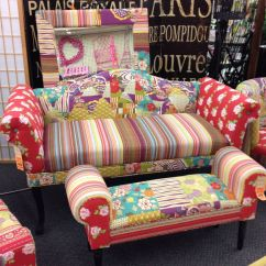 Santa Hat Chair Back Covers Hobby Lobby Ethan Allen In Fe New Mexico Colorful Patchwork