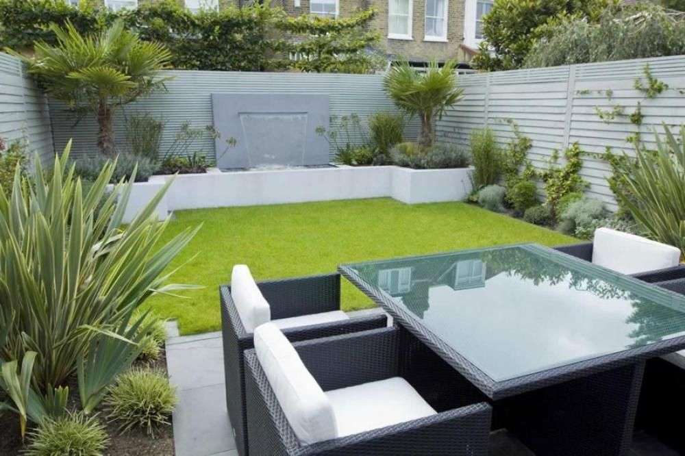 Small Backyard Modern Design Landscape Designs For Your Home