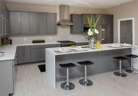 Modern Minimalist Custom Kitchen Design Ideas Featuring ...