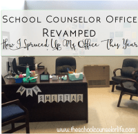 school counselor office decorations and organization ...