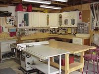 Woodshop Storage Cabinets | Utility Cabinet System for ...