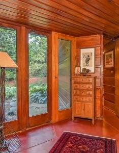 Architects also frank lloyd wright hexagonal home up for sale in new jersey rh za pinterest