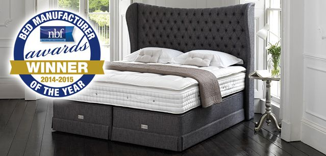 Hypnos Bed Mattress By Hastens Manufacturer Of The Year 15 000 Up Swedish