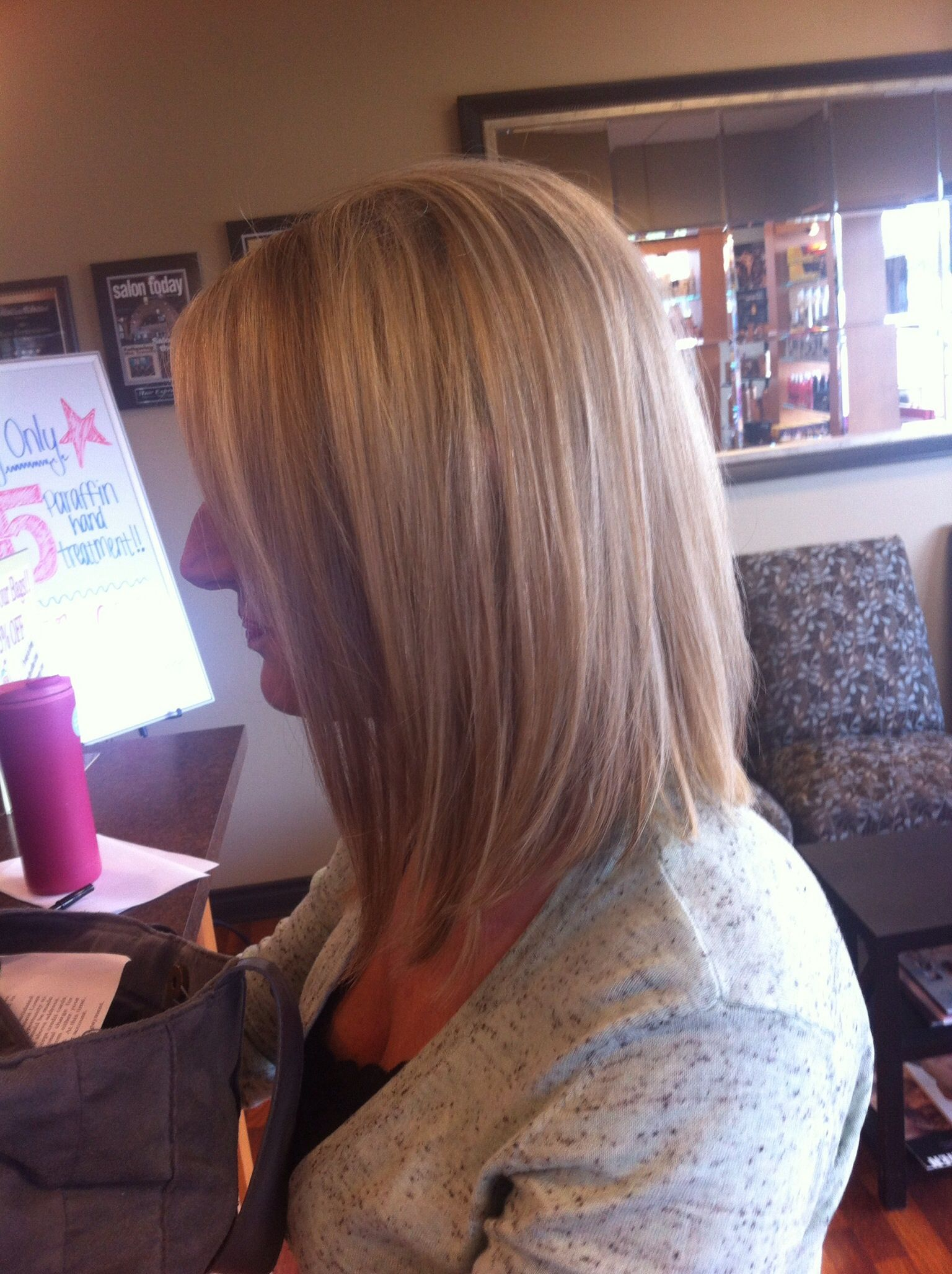 Shoulder Length Bob By Jennifer 813 Hair Pinterest