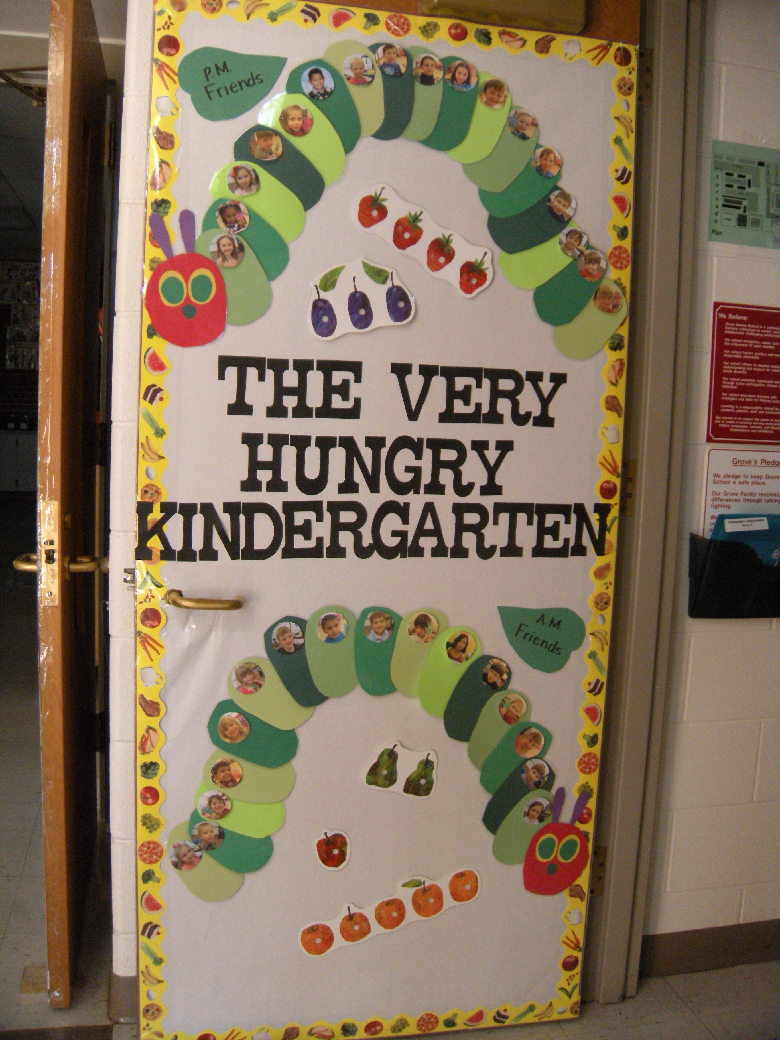 Very Hungry Caterpillar Class