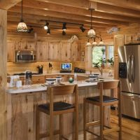 Backgrounds Small Kitchen Design Log Cabin Of Ideas Mobile High Quality Cabin Home