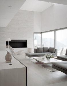 Interiors also muebles con acabado de metal colores neutros sala casa rh pinterest