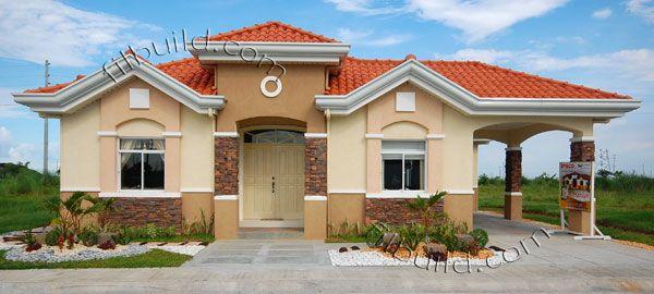 Filipino Contractor Architect Bungalow House Design; Real Estate