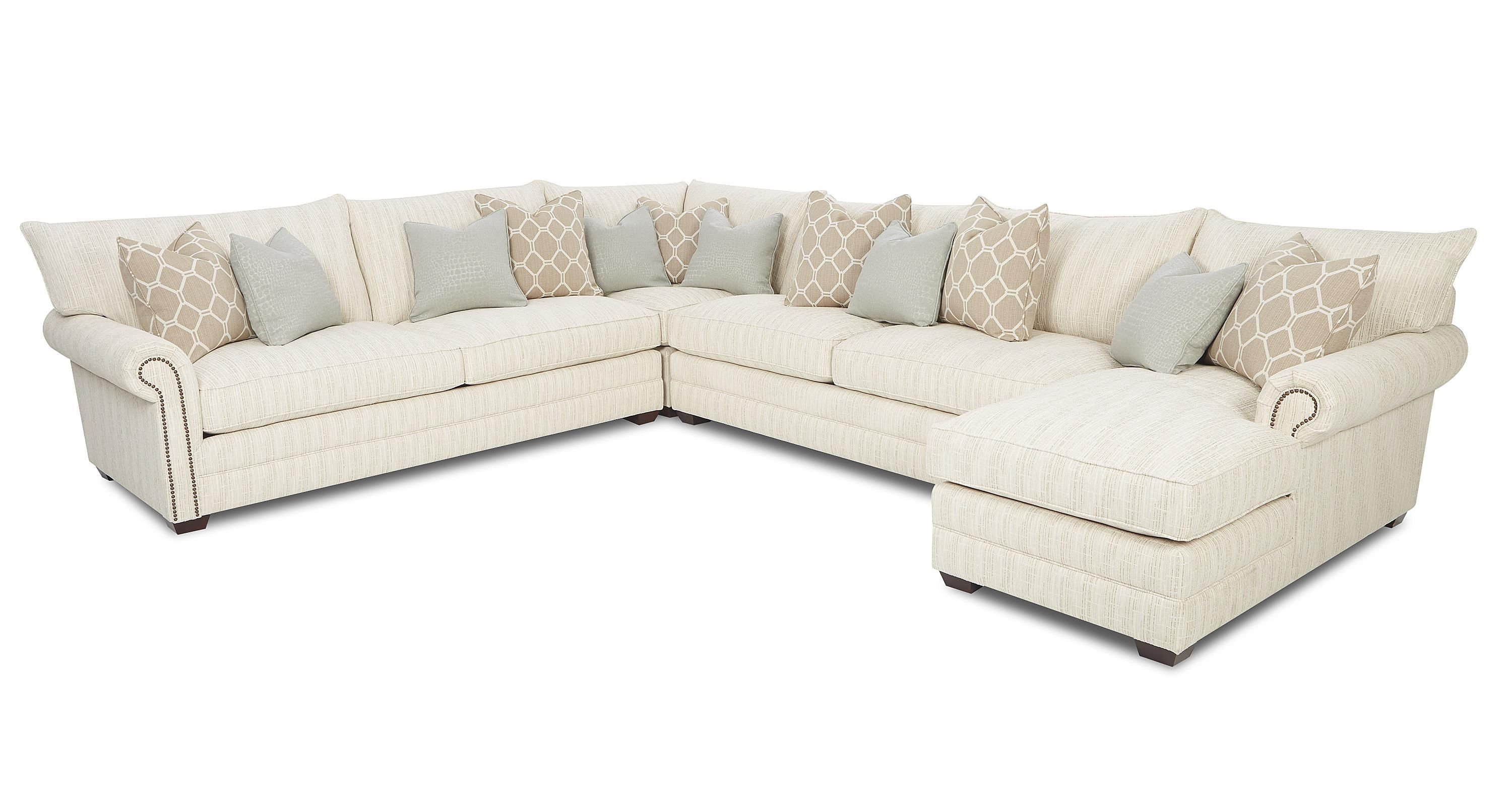 sofa mart indianapolis white leather living room design huntley traditional sectional with nailhead trim and