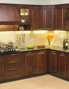 Modular kitchen in meerut all our cabinets and shutters are made industrial interior designingkitchen also rh pinterest