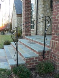 Exterior Handrail | Products I Love | Pinterest | Exterior ...