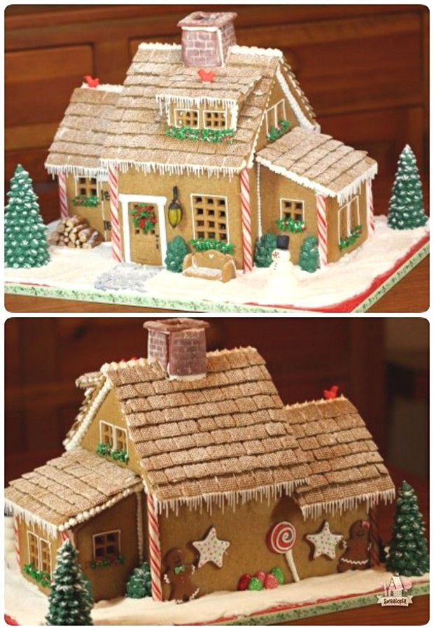 Simple Inspiring Gingerbread House Ideas 5 Snappy Pixels
