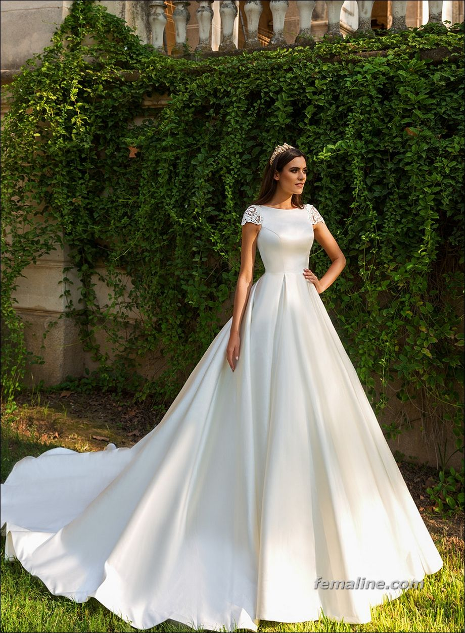 Simple Wedding Dresses 2017 Trends and Ideas https