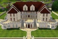 The Sims House Floor Plans | Sims 3 Probz | Pinterest ...