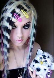 popular emo hairstyles inspire