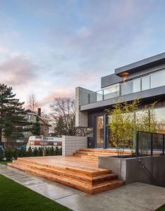 House in vancouver by randy bens also architecture and rh pinterest