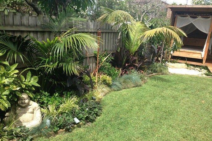 Bali Style Garden Design Landscape Architect Landscape Design