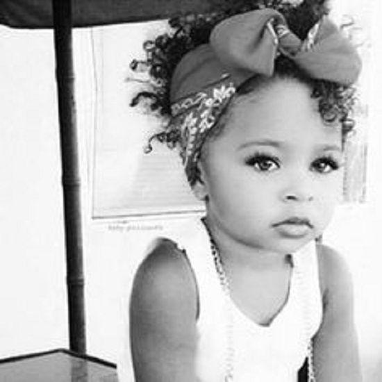 Simple Hair Styles For Little Black Girls Adahlia Pinterest