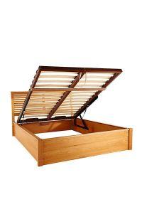 Graydon Wooden Lift Up Storage Bed Frame | Storage beds ...